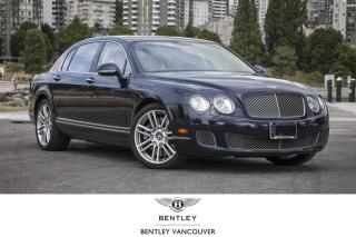 Used 2012 Bentley Continental Flying Spur *Fully Serviced & Bentley Certified! for sale in Vancouver, BC