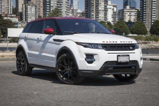 Used 2015 Land Rover Evoque NW8 Special Edition *Certified Pre-Owned! for sale in Vancouver, BC