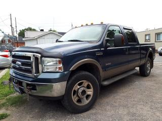 Used 2005 Ford F-250 Super Duty Lariat for sale in Oshawa, ON