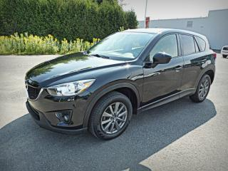 Used 2014 Mazda CX-5 Traction intégrale **61$/SEM** for sale in Saint-raymond, QC