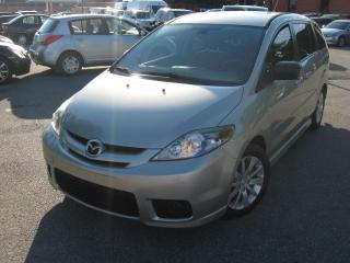 Used 2007 Mazda MAZDA5 GS for sale in North York, ON