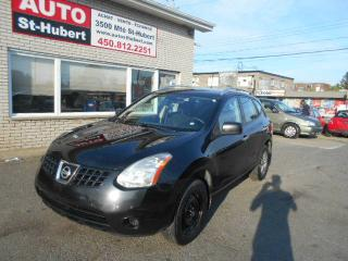 Used 2010 Nissan Rogue S AWD for sale in Saint-hubert, QC