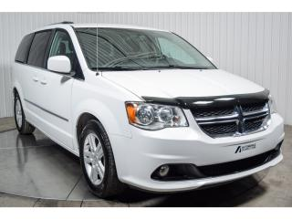 Used 2016 Dodge Grand Caravan Crew Stow&go Cuir for sale in L'ile-perrot, QC