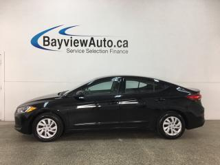Used 2017 Hyundai Elantra - 6SPD! KEYLESS ENTRY! HTD SEATS! PWR GROUP! for sale in Belleville, ON