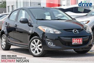 Used 2011 Mazda MAZDA2 GS for sale in Whitby, ON
