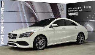 Used 2018 Mercedes-Benz CLA250 Awd Coupe Toit Pano for sale in Laval, QC