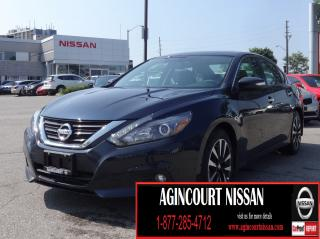 Used 2018 Nissan Altima 2.5 SL Tech |NAVI|BLIND SPOT|LEATHER|SUNROOF| for sale in Scarborough, ON