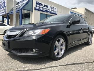 Used 2013 Acura ILX Base NAVI|CAMERA|LEATHER|SUNROOF|ALLOYS for sale in Concord, ON