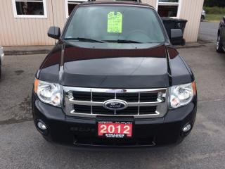 Used 2012 Ford Escape XLT for sale in Morrisburg, ON