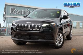 New 2019 Jeep Cherokee 2019 Jeep Cherokee Sport 4x4 SUV for sale in Renfrew, ON