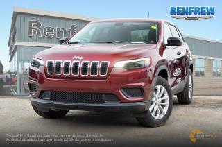 New 2019 Jeep Cherokee 2019 Jeep Cherokee Sport 4x4 SUV for sale in Renfrew, ON