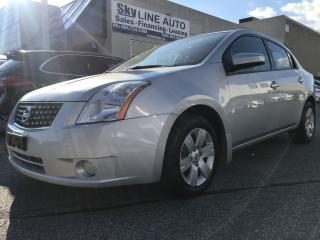 Used 2009 Nissan Sentra 2.0 ONE OWNER|ACCIDENT FREE|AUTOMATIC|AC|CERTIFIED for sale in Concord, ON