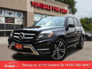Used 2013 Mercedes-Benz GLK-Class 350 4Matic. Panoramic. Navigation. Camera. for sale in Toronto, ON
