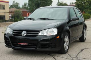 Used 2010 Volkswagen City Golf 2.0L ONLY 100K  |  AC | Heated Seats  | CERTIFIED for sale in Waterloo, ON
