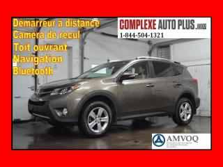 Used 2014 Toyota RAV4 Xle Awd 4x4 for sale in Saint-jerome, QC