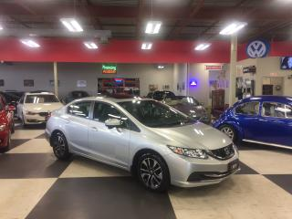 Used 2014 Honda Civic EX AUT0 A/C SUNROOF BACKUP CAMERA BLUETOOTH 59K for sale in North York, ON