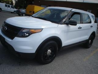 Used 2015 Ford Explorer AWD,EX POLICE for sale in Mississauga, ON