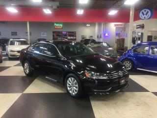 Used 2015 Volkswagen Passat 1.8 TSI TRENDLINE 5 SPEED A/C CRUISE H/SEATS 79K for sale in North York, ON