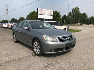 Used 2007 Infiniti M35 Luxury for sale in Komoka, ON