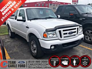 Used 2010 Ford Ranger Ford Ranger sport 2010, 4.0L 4x4 seuleme for sale in Gatineau, QC