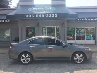Used 2009 Acura TSX w/Premium Pkg for sale in Mississauga, ON