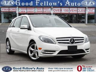 Used 2014 Mercedes-Benz B250 PREMIUM PACKAGE, PANORAMA ROOF, LEATHER SEATING for sale in Toronto, ON