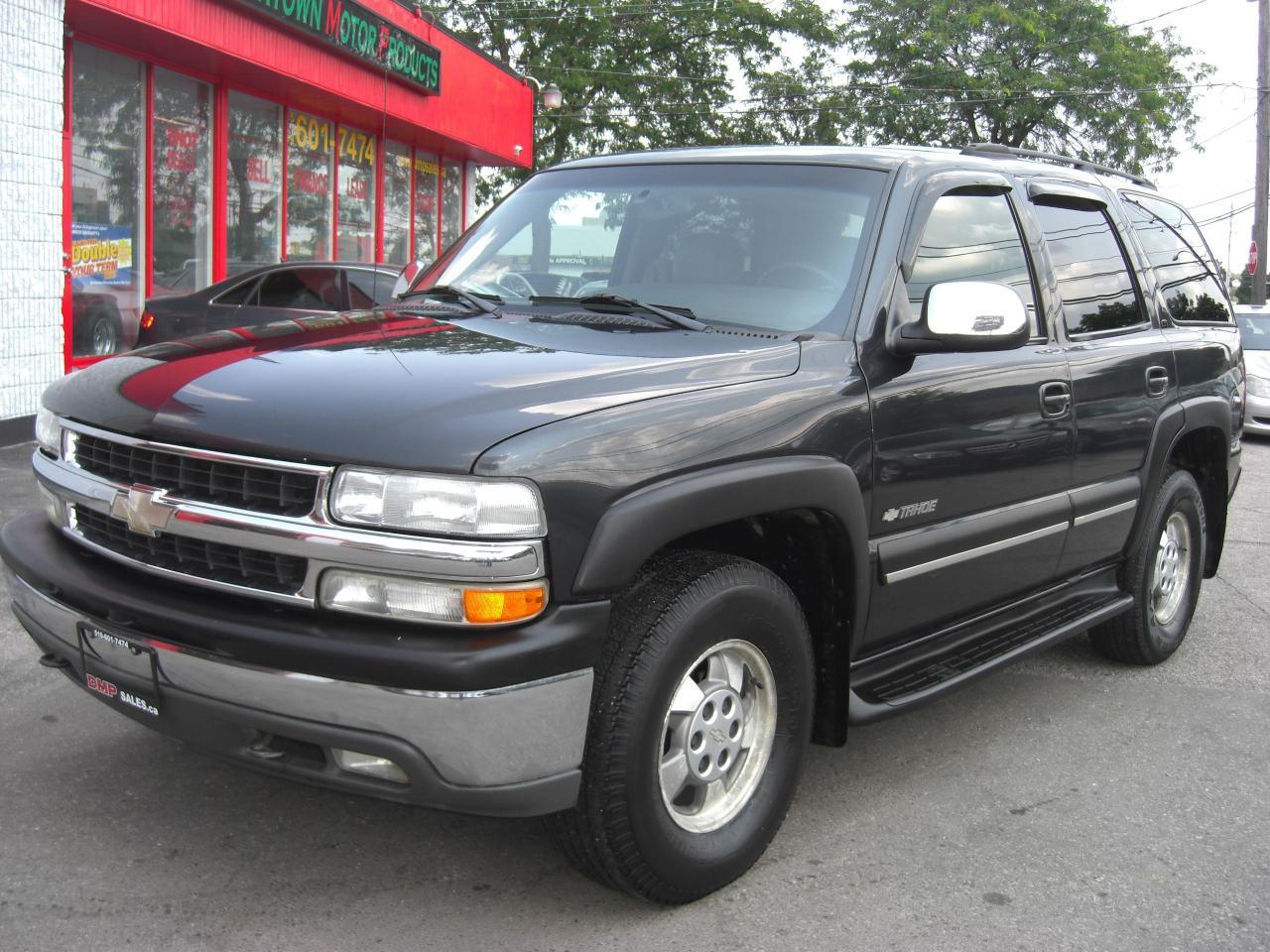 2003 Chevrolet Tahoe SLT 4WD