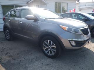 Used 2015 Kia Sportage EX for sale in Fort Erie, ON