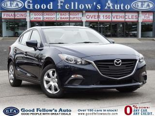 Used 2015 Mazda MAZDA3 GX MODEL, SKYACTIV for sale in North York, ON