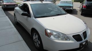 Used 2008 Pontiac G6 GT,Moonroof, low kms for sale in Chatsworth, ON