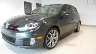 Used 2013 Volkswagen Golf GTI 5 portes + DSG + Édition Wolfsburg for sale in St-Raymond, QC