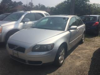 Used 2006 Volvo S40 2.4L for sale in Mississauga, ON