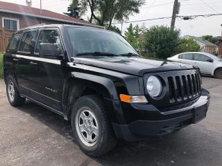 Used 2014 Jeep Patriot for sale in Hamilton, ON