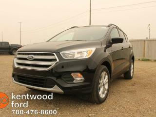 New 2018 Ford Escape SE, 4WD, 1.5L Ecoboost 200a pkg, Panoramic Vista Roof, Reverse Camera, Heated Front Seats, for sale in Edmonton, AB