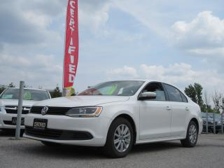 Used 2013 Volkswagen Jetta COMFORT LINE / ROOF / ALLOYS / ACCIDENT FREE for sale in Newmarket, ON