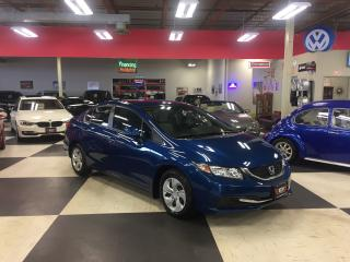 Used 2013 Honda Civic LX AUT0 A/C CRUISE H/SEATS BLUETOOTH 42K for sale in North York, ON