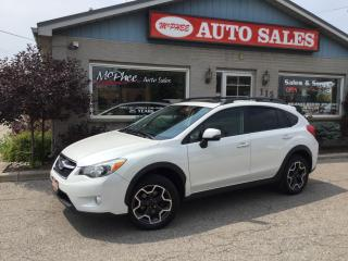 Used 2013 Subaru XV Crosstrek 2.0i w/Limited Pkg for sale in London, ON