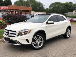 Used 2015 Mercedes-Benz GLA 250 GLA250 4MATIC-NAVI-PANO-CAM-NO ACCIDENTS-59KMS for sale in Mississauga, ON