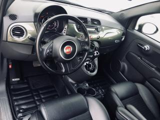 Used 2015 Fiat 500 Sport for sale in Mississauga, ON