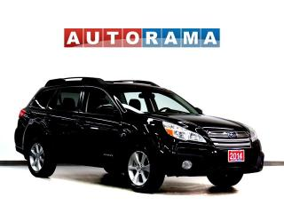 Used 2014 Subaru Outback 3.6R LIMITED NAVIGATION LEATHER SUNROOF 4WD for sale in Toronto, ON