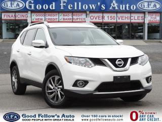 Used 2014 Nissan Rogue SL MODEL, AWD, LEATHER SEATS, PANORAMIC ROOF for sale in North York, ON