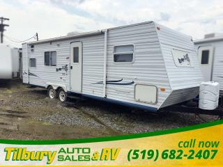 Used 2003 Jayco JAY FLIGHT 29BH BUNK HOUSE!! for sale in Tilbury, ON