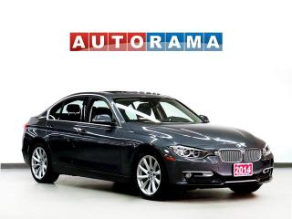 Used 2014 BMW 320i X DRIVE NAVIGATION LEATHER SUNROOF ALLOYS 4WD for sale in Toronto, ON