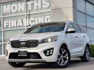 Used 2016 Kia Sorento SX+ | Nappa Leather | Navigation | Smart Cruise for sale in St Catharines, ON