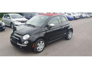 Used 2012 Fiat 500 C Lounge for sale in Saint-jerome, QC