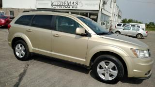 Used 2011 Dodge Journey SXT for sale in Mono, ON