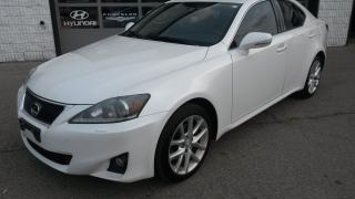 Used 2011 Lexus IS 250 Leather for sale in Guelph, ON
