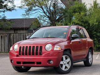 Used 2007 Jeep Compass Sport for sale in St Catharines, ON