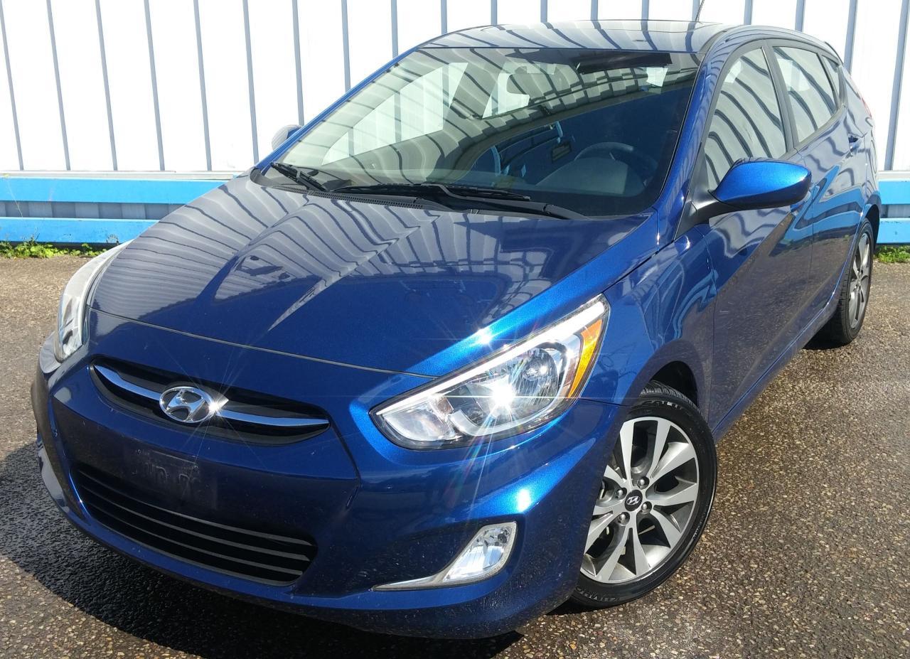 2017 Hyundai Accent SE Hatchback *SUNROOF*