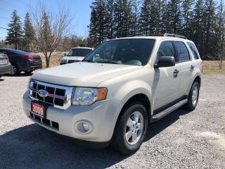 Used 2009 Ford Escape XLT for sale in Gormley, ON